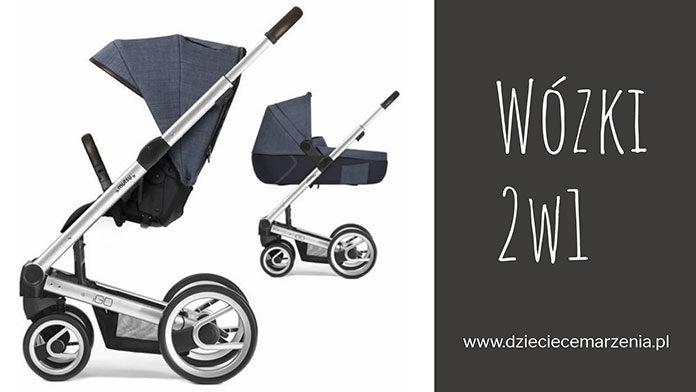 Czy wózek dziecięcy 2w1 to dobry wybór do miasta?