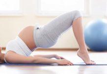 Sposoby na stres w ciąży: joga i oddech przeponowy