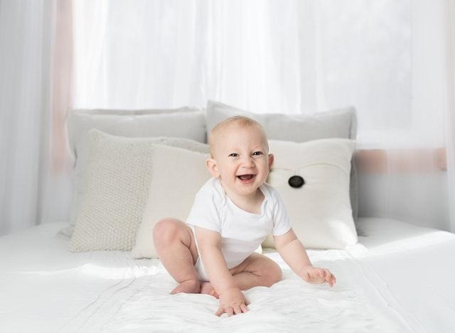 Rozwój dziecka miesiąc po miesiącu