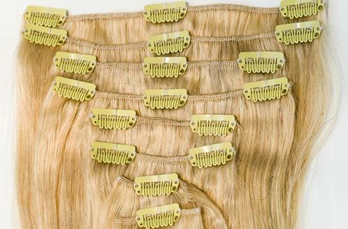 System włosów